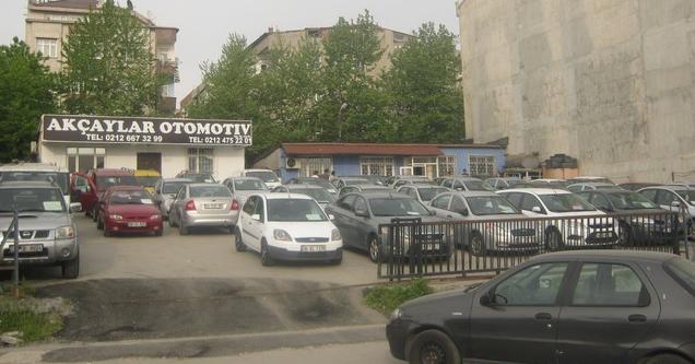 Akçaylar Otomotiv Sultangazi Oto Galeri