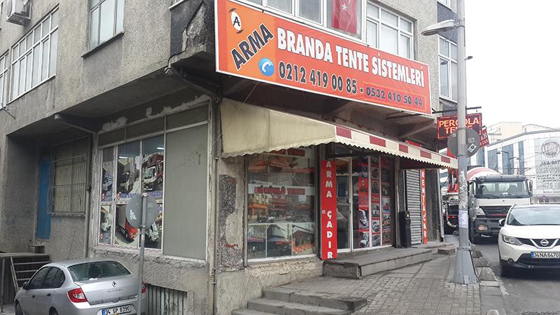 Arma Branda Sultangazi