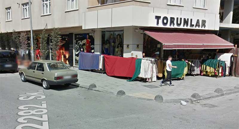 Torunlar Giyim Sultangazi