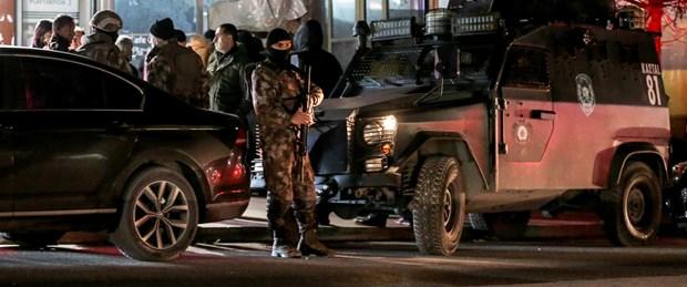 Sultangazi Gazi Mahallesi Silahı Kavga Polis Güvenlik Önlemi
