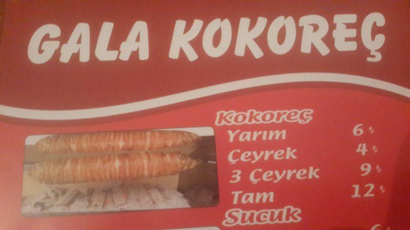 Gala Kokoreç Sultangazi Kokoreçci